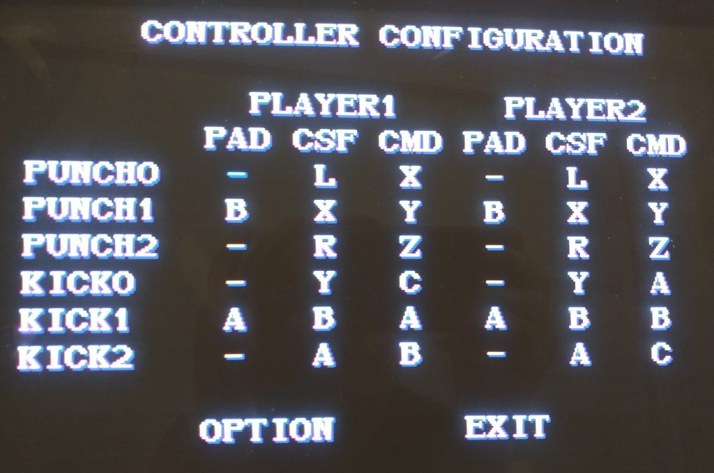 x68000 Adapter Street Fighter
