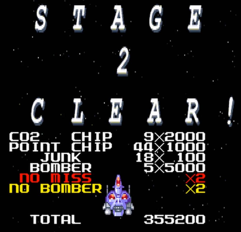 Stage Bonus